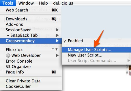 Uninstall Any Greasemonkey Script