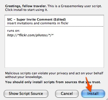 Install SOS script